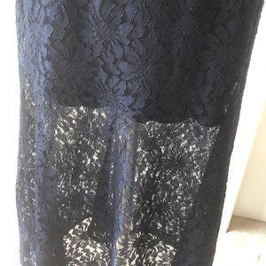 Enfocus Studio Dresses - Beautiful navy blue formal/semi-formal dress